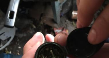 Полицейские Кореновского района выявили факт незаконного хранения наркотиков