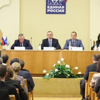 Кубанские единороссы определили дату проведения XXIX Конференции Краснодарского регионального отделения «Единой России»